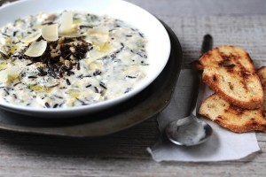 Silky and Creamy Wild Rice Soup Recipe
