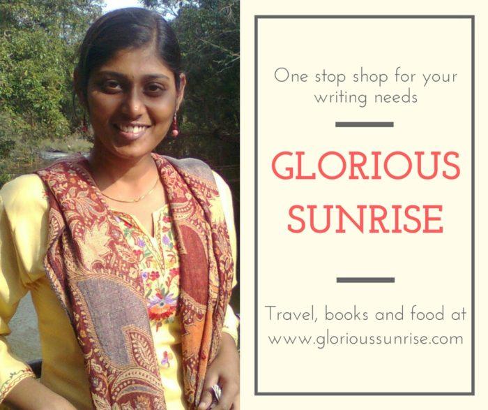 Glorious Sunrise Priyadarshini Rajendran