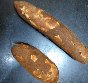 Tapioca tubers - healthy recipes