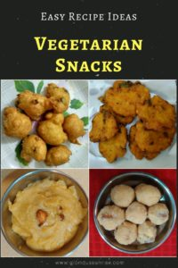 Find Vegetarian Snacks: Recipes and ideas to take the boredom out of your evenings. Great snack ideas for your kids' after-school snack!