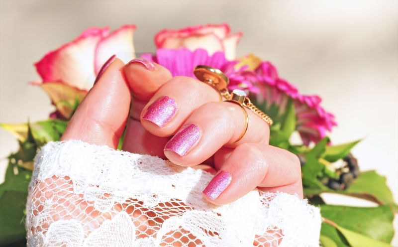 Nails reflect health issues.
