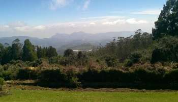 Ooty from Doddabeta peak