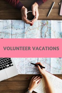 volunteer vacations