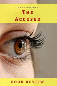 Accused written by Mark Gimenez is a slow-paced crime-thriller that explores the small town lives and politics related to the protagonist Fenney's life.