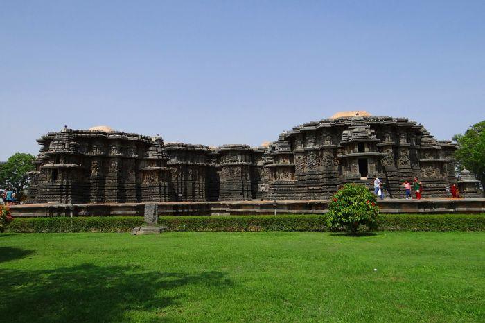 Hoyasaleeshwara temple in Sakleshpur