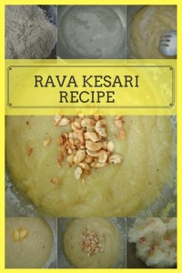 Rava Kesari Recipe (Kesari bhath) - Delicious dessert in just 15 minutes. Read on to know how this simple recipe is prepared without food color.