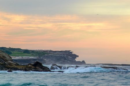 Free things to do in Sydney Coogee beach walk