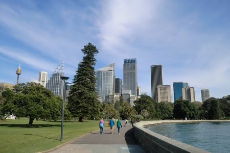Free things to do in Sydney Royal Botanical Gardens