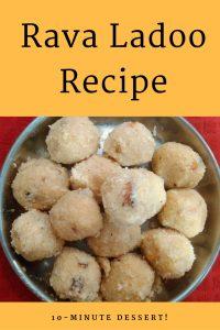 Rava laddu #rava ladoo recipe Simple, tasty and quick recipe to make rava laddu.