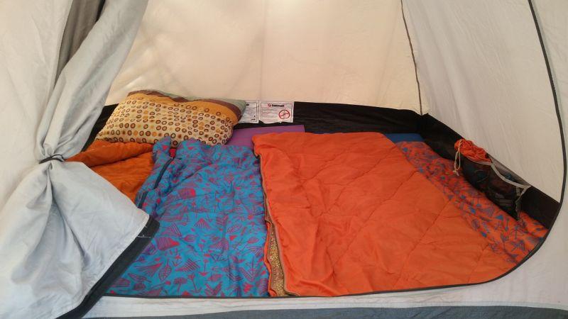 Camping gear essentials