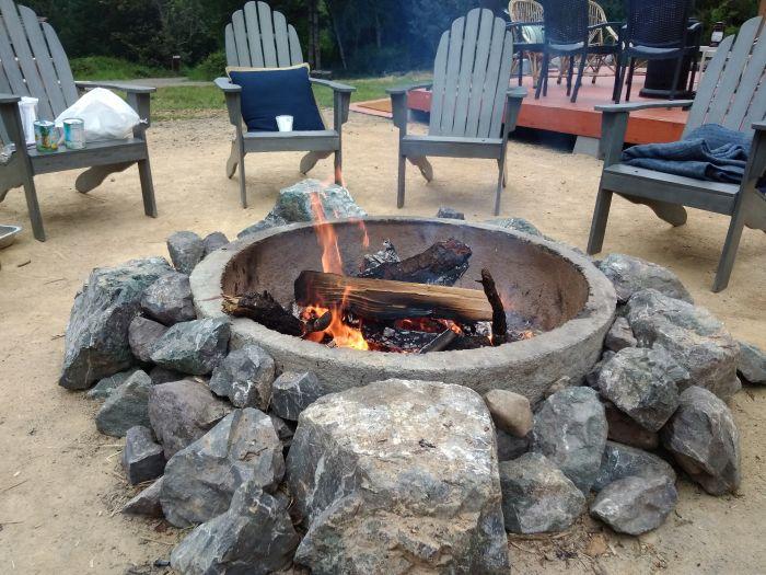 Communal firepit
