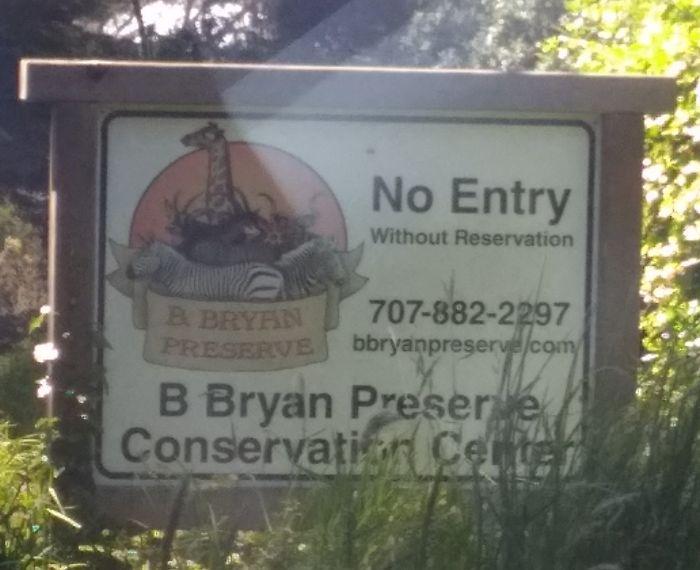 B Bryan Preserve Conservation Center