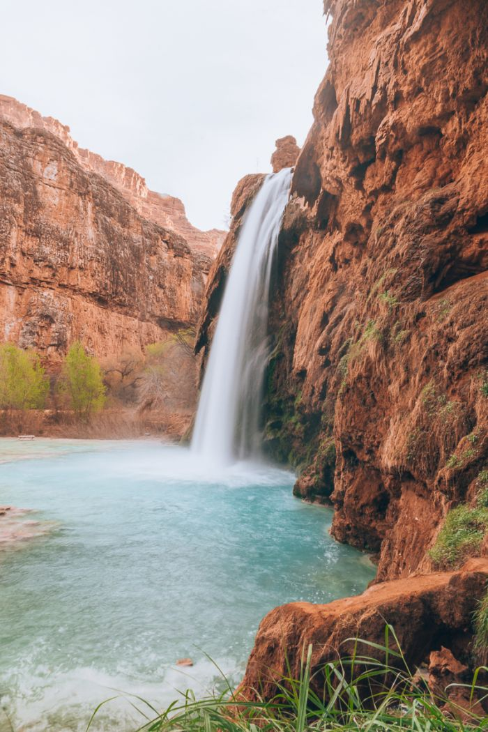 Havasu Falls hidden gem of USA