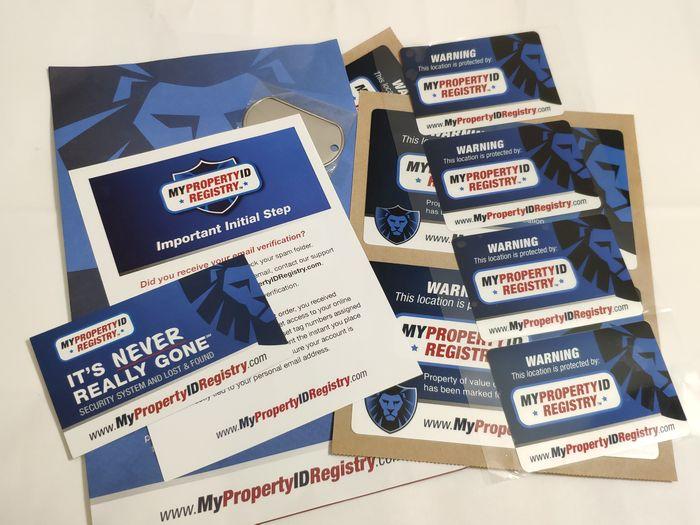 burglary deterrent kit