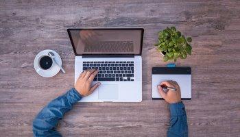 blogging influencer