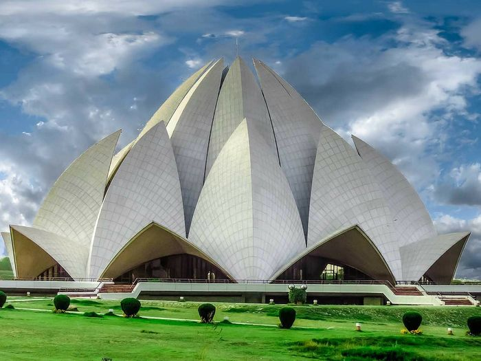"""Lotus temple by Image by <a href=""""https://pixabay.com/users/harmeet9000-26726/?utm_source=link-attribution&utm_medium=referral&utm_campaign=image&utm_content=93446"""">harmeet9000</a> from <a href=""""https://pixabay.com/?utm_source=link-attribution&utm_medium=referral&utm_campaign=image&utm_content=93446"""">Pixabay</a>"""