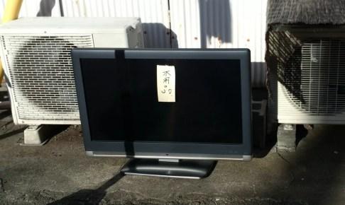 廃テレビの画像