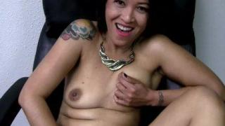Asian MILF Gloryhole First time visit