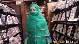 Muslim Girl Gloryhole Horny Nadia Ali