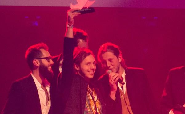 Zilveren Duif Awards  'Album van het jaar' Trinity