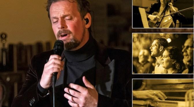 'Samen zingend naar Pasen' met Lucas Kramer