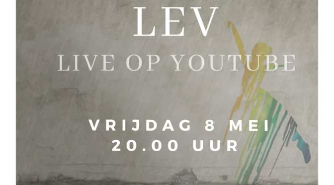 Online-video concert LEV