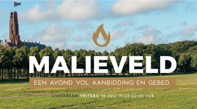 2,5 uur aanbidding live vanaf het Malieveld