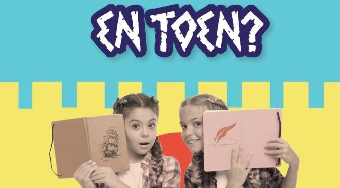 'EN TOEN?' centraal tijdens de Kinderboekenweek in de christelijke boekhandels