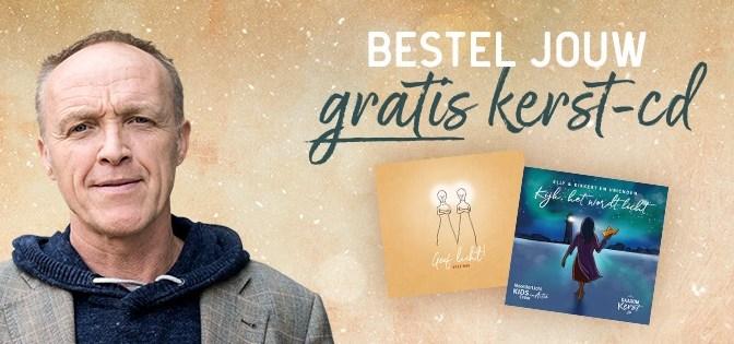 Deel de boodschap van Kerst – Gratis CD Stef Bos & Elly en Rikkert