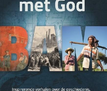 Zakenman en zendeling Hans Hamoen breekt lans voor 'business as mission' in nieuw boek 'Zakendoen met God'