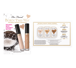 Too Faced Born This Way Concealer Sample - Glossense