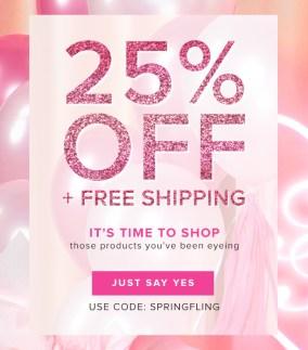 Too Faced Cosmetics Canada Spring Fling Sale - Glossense