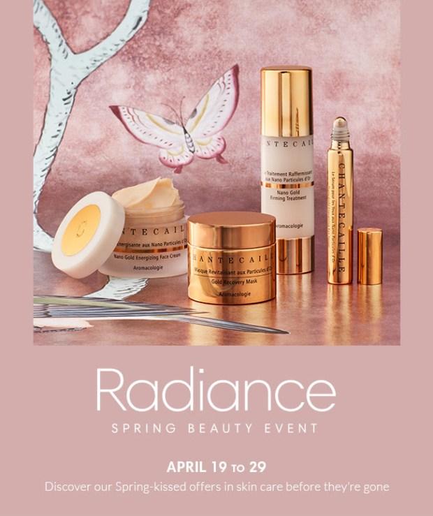 Holt Renfrew Canada Radiance Spring Beauty Event 2018 - Glossense