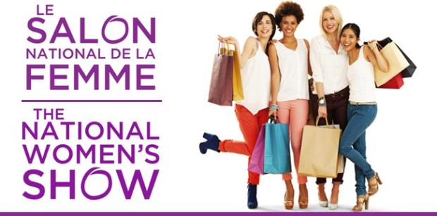 The National Women's Show Montreal Ontario Canada April 2018 - Glossense