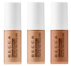 Sephora Canada Free Becca Cosmetics Foundation Sample - Glossense