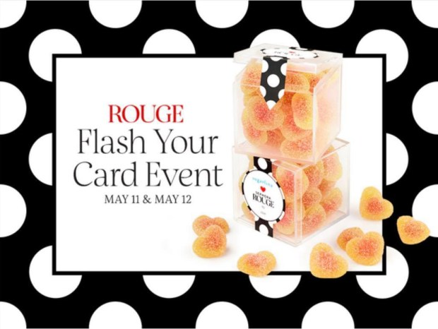 Sephora Canada Rouge Event Sugarfina Candy Free Gift - Glossense