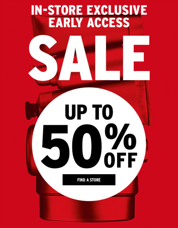 The Body Shop Canada In-store Only Summer Sale 2018 - Glossense