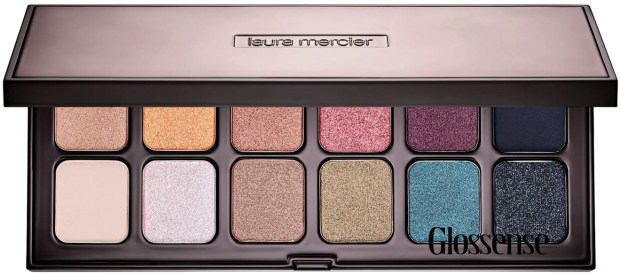 Laura Mercier Canada Sephora Canada New Holiday 2018 Hidden Gems Eye Shadow Eyeshadow Palette - Glossense