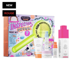 Sephora Canada 2018 Holiday Preview Event Drunk Elephant Inspector Drunk Night Kit - Glossense