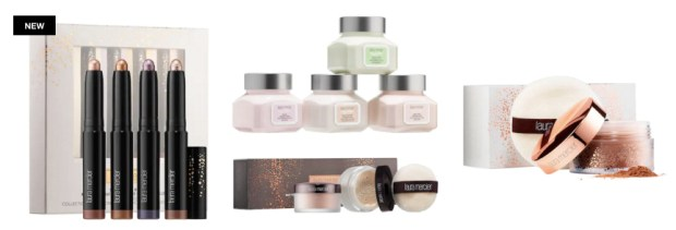 Sephora Canada New 2018 Laura Mercier Holiday Limited Edition Beauty Items - Glossense