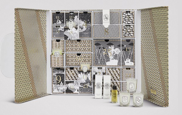 Holt Renfrew Canada Diptyque 2018 Canadian Christmas Holiday Advent Calendar Just Released 2019 - Glossense