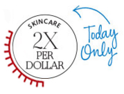 Sephora Canada Beauty Insider Canadian Rewards Program Earn Double Points Redeem Prizes Skin Care Skincare Products October 2018 - Glossense
