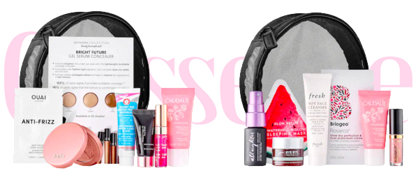 Sephora Canada Canadian Promo Coupon Code Offer Free Ready to Jet Deluxe Sample Bag - Glossense