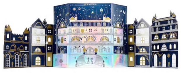 Sephora Canada Sephora Collection Once Upon A Castle 2018 Advent Calendar 2019 - Glossense