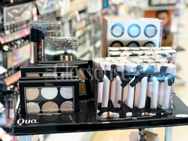 Shoppers Drug Mart SDM Beauty Boutique Canada Canadian Quo 2018 2019 Holiday Christmas Gift Sets Value Sets Gifts Crackers Makeup Make-up Cosmetics Lipgloss Lip Gloss - Glossense