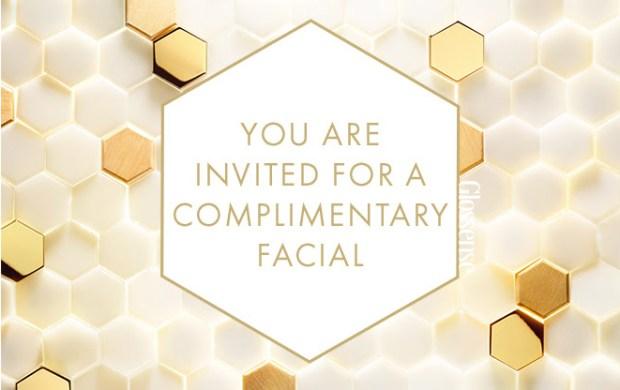 Hudson's Bay Guerlain Canada Canadian Freebies Free Complimentary Facial - Glossense
