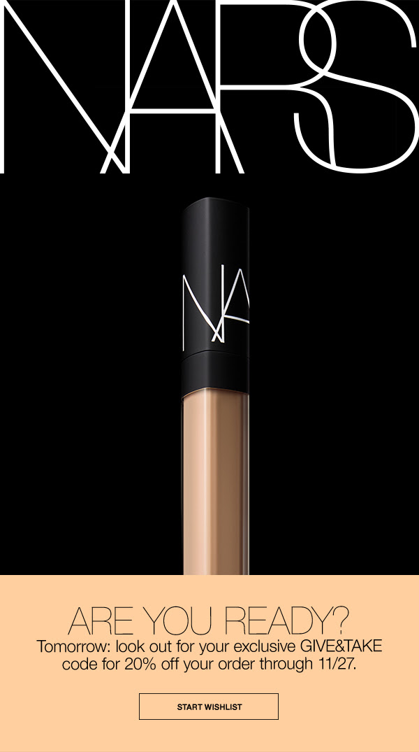 Nars Cosmetics Canada 2018 Canadian Black Friday Cyber Week Monday Deals Sale Coupon Promo Code 2019 - Glossense