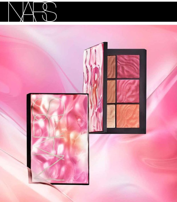 Nars Canada New Canadian Website - Glossense