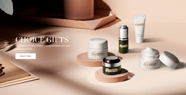 La Mer Skincare Canada 2019 International Women's Day GWP 4 Free Deluxe Samples Create Your Own Regimen Canadian Deals - Glossense