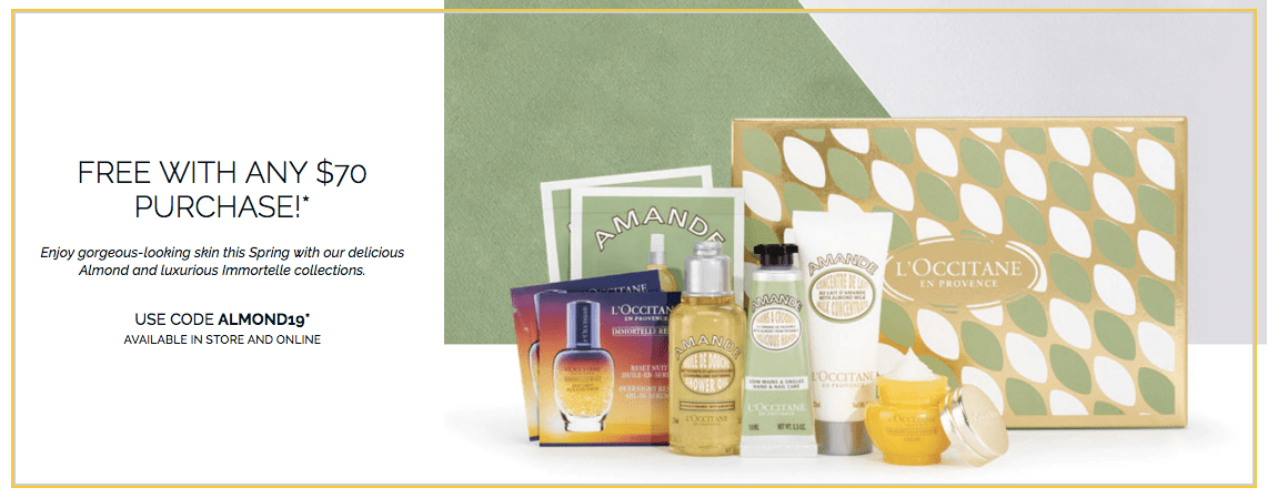 Try Recently Inactive L'Occitane Canada Coupons